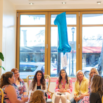 Blooming Business Brunch at Lilly Pulizter Palm Beach