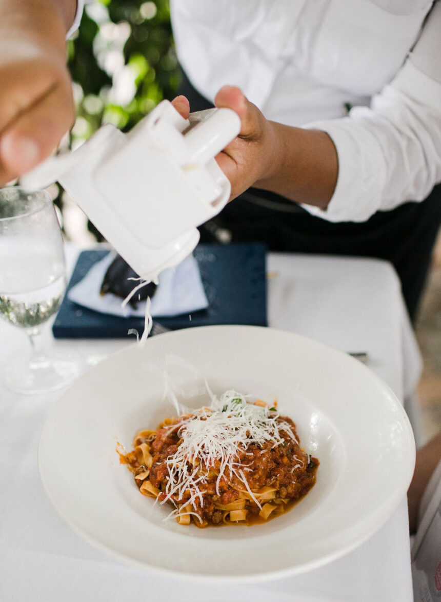 Lunch & Learn at La Masseria Italian Restaurant in Palm Beach Gardens